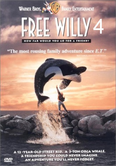 Free Willy: Escape from Pirate's Cove movie